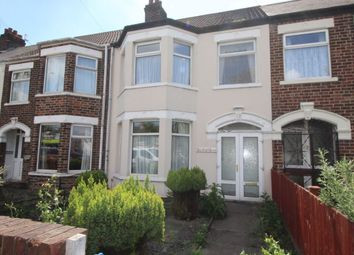 Thumbnail 3 bed terraced house for sale in Anlaby Road, Hull