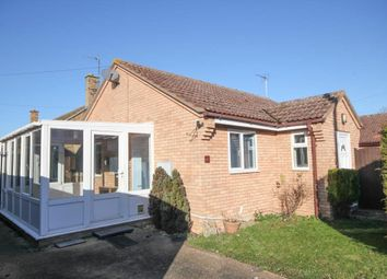 Thumbnail 2 bed detached bungalow for sale in Orchard Estate, Little Downham, Ely