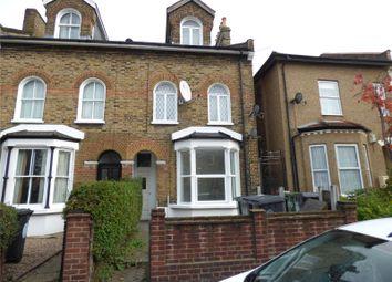 Thumbnail 1 bed flat for sale in Grange Park Road, Leyton, London