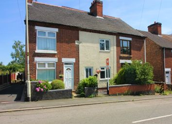Thumbnail 2 bed terraced house for sale in Measham Road, Donisthorpe