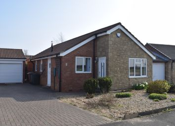 Thumbnail 3 bed detached bungalow for sale in Cheviot Grange, Cramlington