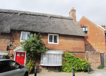 Thumbnail 2 bed semi-detached house to rent in High Street, Downton, Salisbury