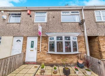 Thumbnail 3 bed terraced house for sale in Farndale Road, Seaton Carew, Hartlepool