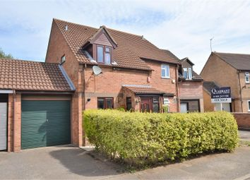 Thumbnail 3 bed semi-detached house for sale in Overstrand Close, Bicester