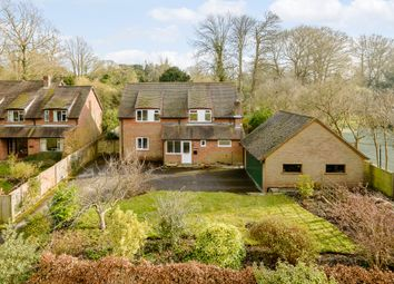 Thumbnail 4 bedroom detached house for sale in Church Lane, Weston Turville, Aylesbury