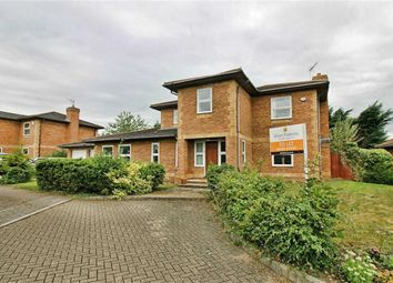 Thumbnail 4 bed detached house to rent in Knox Bridge, Kents Hill, Milton Keynes