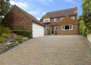 Thumbnail 5 bed country house for sale in Broad Town, Swindon, Wiltshire