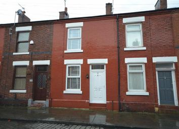 Thumbnail 2 bedroom terraced house for sale in Reuben Street, Heaton Norris, Stockport, Greater Manchester