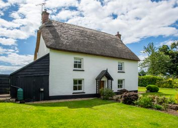 Thumbnail 3 bed detached house for sale in Plymtree, Cullompton, Devon