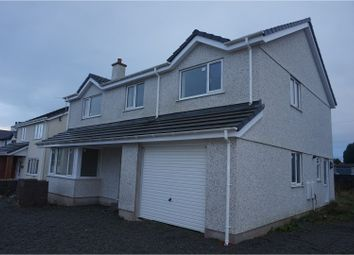 Thumbnail 4 bed detached house for sale in Nant - Y - Pandy, Llangefni