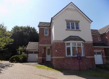 Thumbnail 3 bed detached house for sale in Ffordd Candleston, Broadlands, Bridgend.