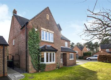 Thumbnail 6 bedroom detached house for sale in Oak View Rise, Harlow Wood, Mansfield