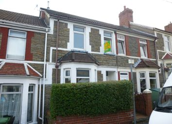 Thumbnail 3 bed terraced house to rent in Broomfield Street, Caerphilly