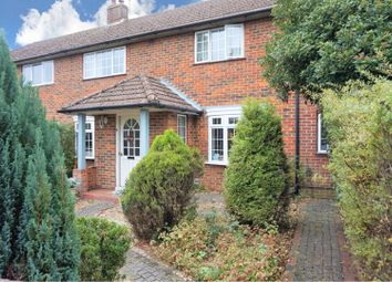 Thumbnail 4 bed semi-detached house for sale in The Close, Liphook