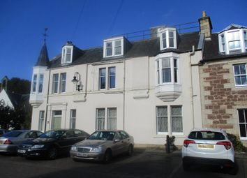 Thumbnail 2 bed flat to rent in Raemartin Square, West Linton, Scottish Borders