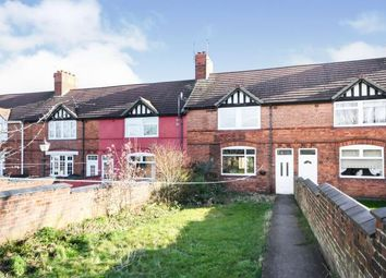 Thumbnail 4 bed terraced house for sale in Swanwick Avenue, Shirebrook, Nottinghamshire, .