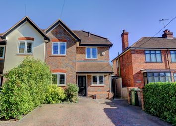 4 bed semi-detached house for sale in Sawpit Hill, Hazlemere, High Wycombe, Buckinghamshire HP15