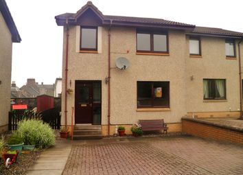Thumbnail 3 bedroom semi-detached house to rent in Service Road, Forfar