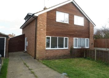 Thumbnail 2 bed semi-detached house to rent in Hasler Road, Tollesbury, Maldon