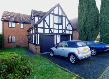 Thumbnail 5 bed detached house to rent in Cleeve Park Gardens, Sidcup