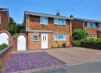 Thumbnail 3 bedroom detached house for sale in Kenilworth Road, Basingstoke