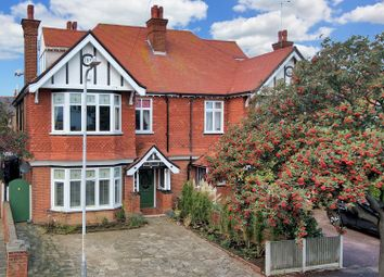 Thumbnail 5 bed semi-detached house for sale in Cornwall Gardens, Cliftonville, Margate