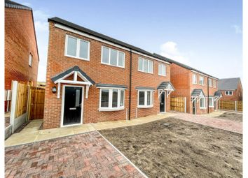 Thumbnail 3 bed semi-detached house for sale in Woodland Street, Biddulph