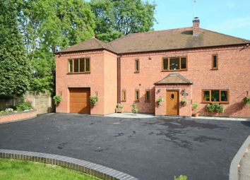 Thumbnail 5 bed detached house to rent in Cheadle Road, Blythe Bridge, Stoke-On-Trent