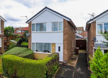 Thumbnail 3 bed detached house for sale in Newton Court, Outwood, Wakefield