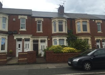 Thumbnail 3 bed flat to rent in Mowbray Road, South Shields