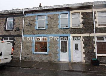 Thumbnail 3 bedroom terraced house for sale in Canning Street, Cwm, Ebbw Vale