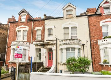 Thumbnail 1 bed flat for sale in Ringstead Road, Catford, London