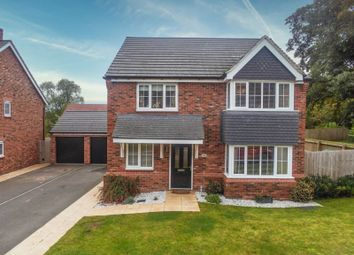 Thumbnail 4 bed detached house for sale in Wheelwright Drive, Eccleshall, Stafford