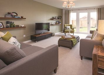 "Thumbnail 5 bedroom detached house for sale in ""Summerdown"" at Langmuirhead Road, Kirkintilloch, Glasgow"