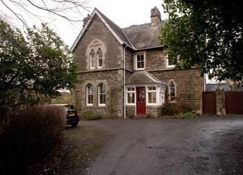 Thumbnail 5 bed detached house for sale in Colton, Ulverston