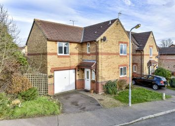 Thumbnail 4 bed detached house for sale in Neuville Way, Desborough, Kettering