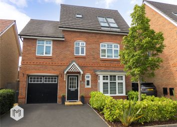 Thumbnail 4 bed detached house for sale in Herringbone Road, Worsley