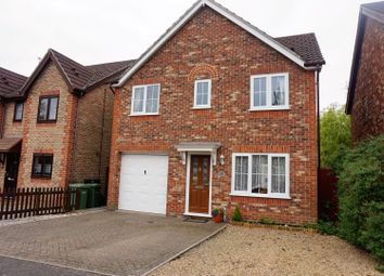 Thumbnail 4 bed detached house for sale in Stanier Way, Hedge End