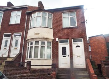 Thumbnail 2 bed flat for sale in Caris Street, Gateshead