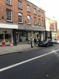 Thumbnail Retail premises for sale in Castle Street, Shrewsbury