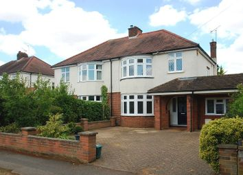 Thumbnail 4 bed semi-detached house to rent in Ragged Hall Lane, St Albans