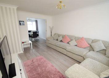 Thumbnail 3 bedroom terraced house for sale in Exeter Close, Stevenage, Hertfordshire