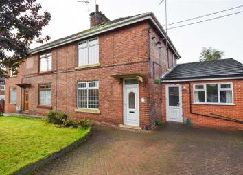 Thumbnail 4 bed semi-detached house for sale in Rufford Avenue, New Ollerton, Newark