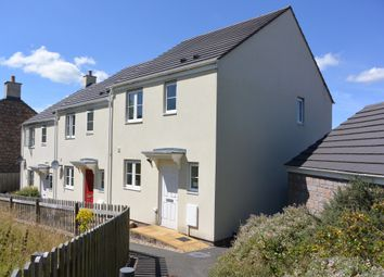 Thumbnail 3 bed terraced house to rent in Wadlands Meadow, Okehampton