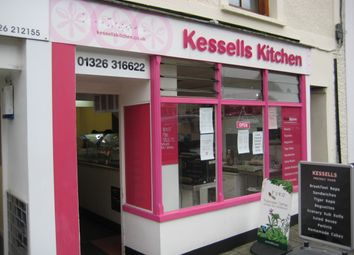 Thumbnail Restaurant/cafe for sale in 14 Killigrew Street, Falmouth