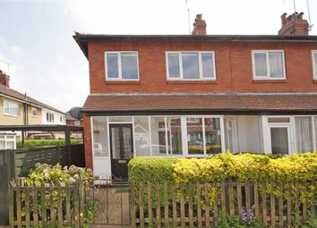 Thumbnail 3 bed end terrace house to rent in Roseville Avenue, Harrogate, North Yorkshire