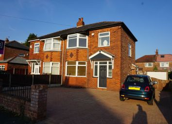 3 bed semi-detached house for sale in Conway Road, Sale M33