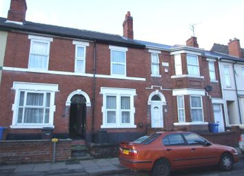 Thumbnail 2 bed terraced house to rent in St. Chads Road, New Normanton, Derby