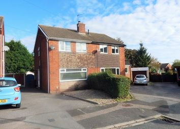Thumbnail 3 bed semi-detached house to rent in Dale Drive, Burntwood