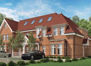 Thumbnail 3 bed mews house for sale in Leatherhead Road, Oxshott, Leatherhead